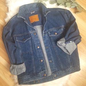 💥HP💥VINTAGE 1980's Calvin Klein Denim Jacket